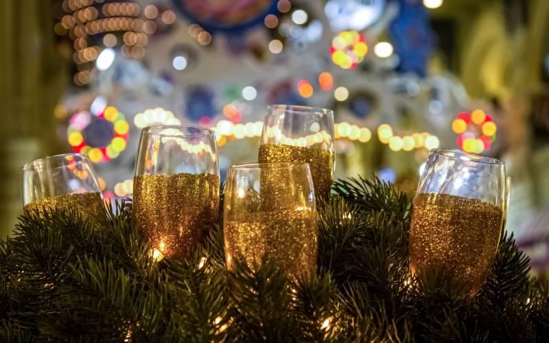 С наступающим Новым годом фото картинки