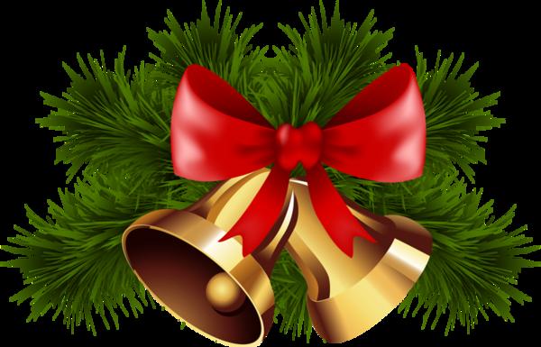 Рождественский колокольчик. Рождественские венки