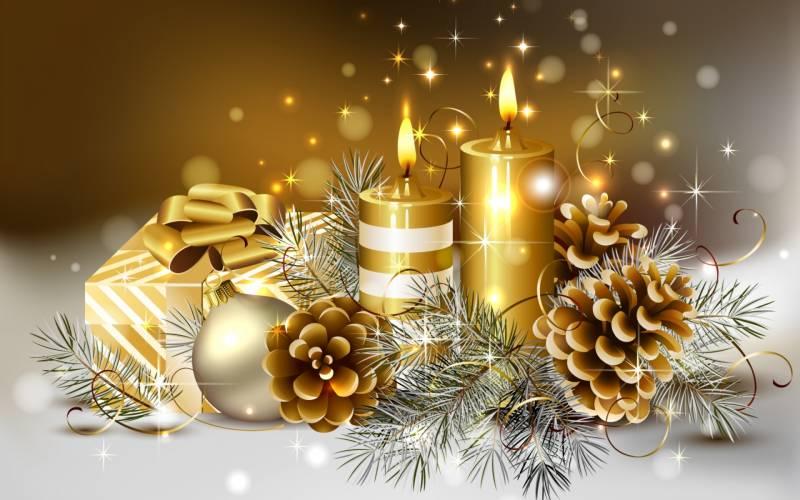 Рождественские мотивы. Картинки на Рождество