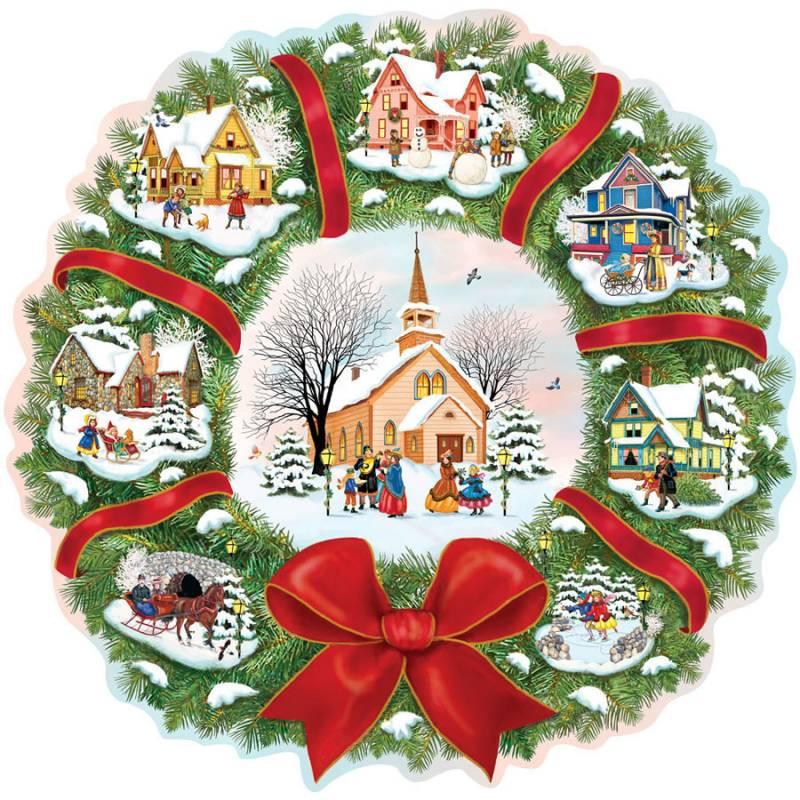 Картинка рождественская. Картинки на Рождество