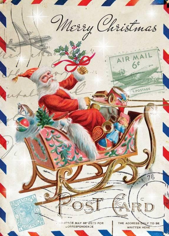 Рождественские постеры