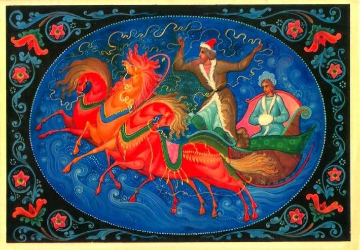Советские открытки «С Новым годом!». Советские новогодние открытки