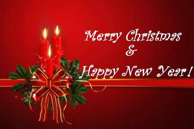 HAPPY NEW YEAR & MERRY CHRISTMAS. Открытки картинки с новым годом 2018