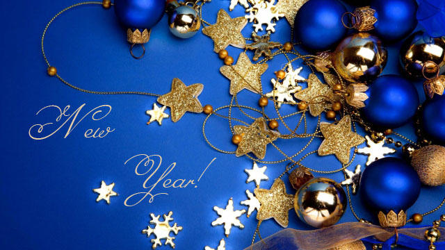 Очаровательные открытки к Новому году