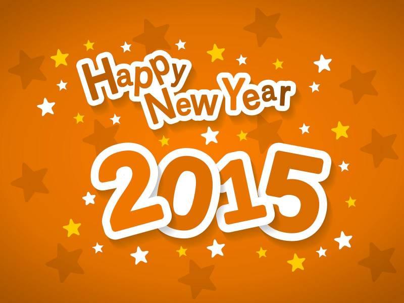 Happy New Year 2015. Новогодние обои на рабочий стол