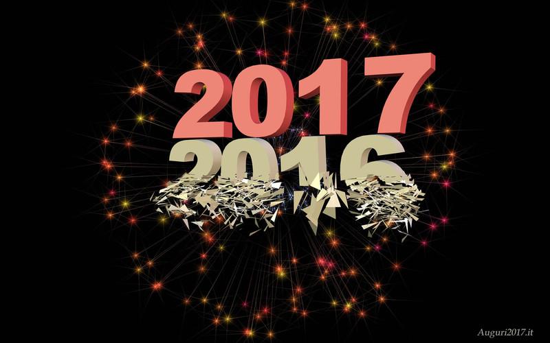 Новые обои на 2017 год. Новогодние обои на рабочий стол