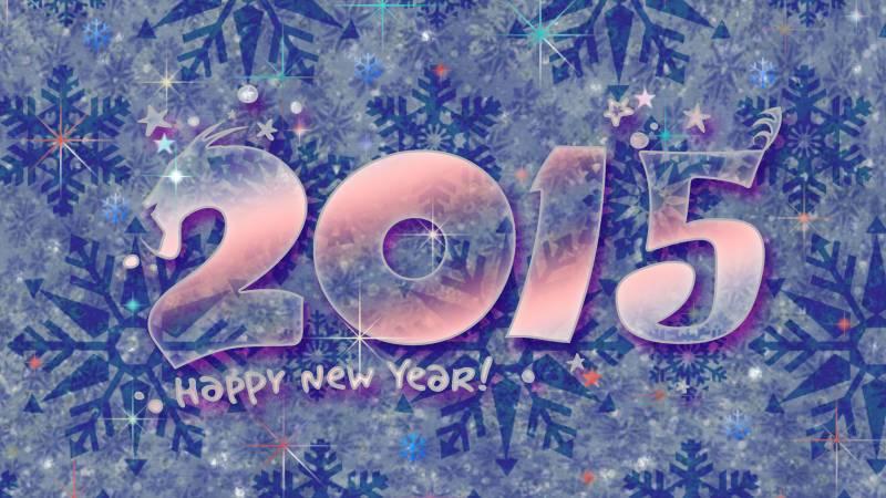 Заставки на рабочий стол новогодние 2015. Новогодние обои на рабочий стол