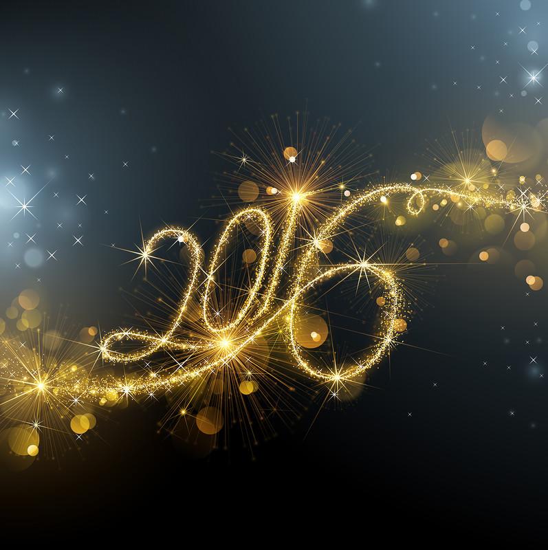 Новогодние обои 2016 для рабочего стола