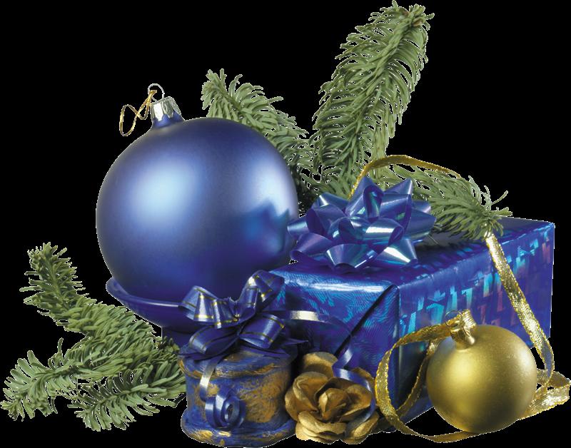 Новогодние подарки. Клипарт новогодний