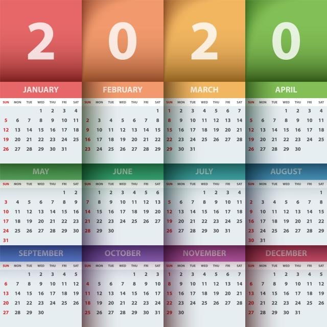 Календарь. Новогодний календарь 2017