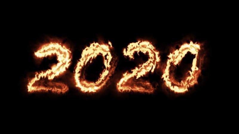 Огненная надпись 2017. Новогодние надписи 2017