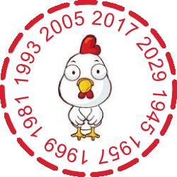 Петух символ 2017 года. Картинки с символом 2017 года