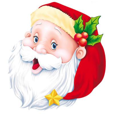 Смеющийся Дед Мороз