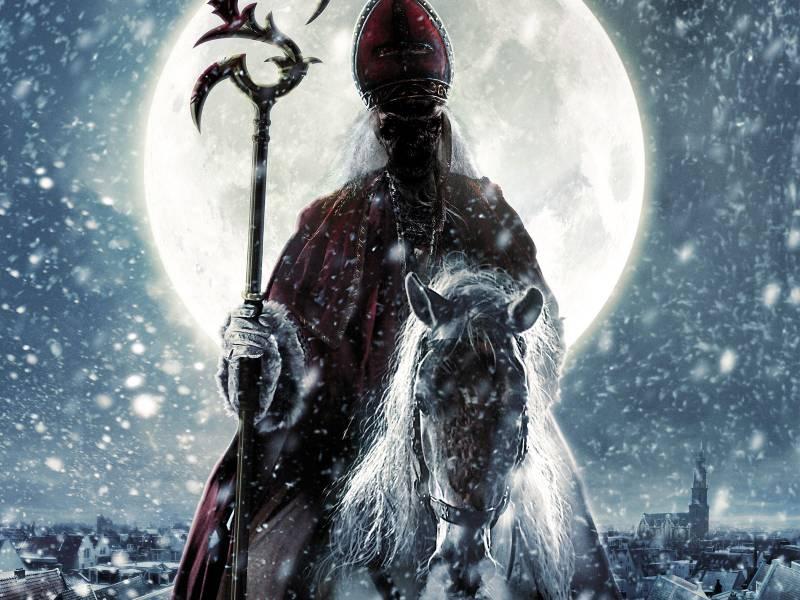 Дед мороз монстр. Дед Мороз и Снегурочка картинки