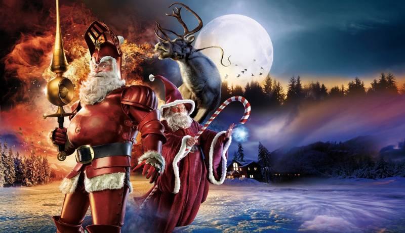 Hовый дед мороз. Дед Мороз и Снегурочка картинки