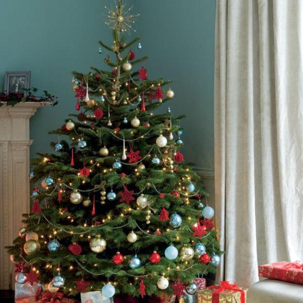 Украшение елки на Новый Год. Ёлочные игрушки