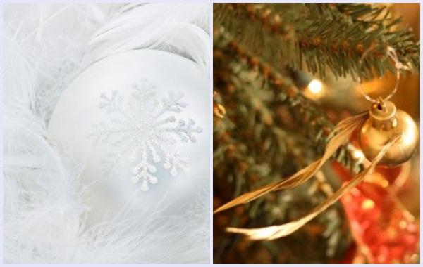Как украсить елку на новый 2018 год